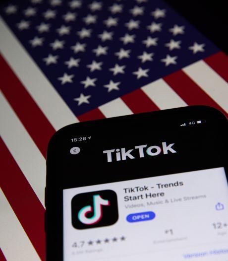 Nouveau répit pour TikTok aux États-Unis