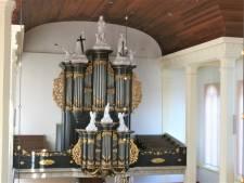 Restauratie orgel in St. Nicolaaskerk Genemuiden