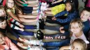Vrije basisschool Borsbeke zet elke maand ander schoeisel in de kijker