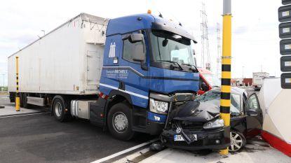 Dodelijk ongeval op pas vernieuwd kruispunt