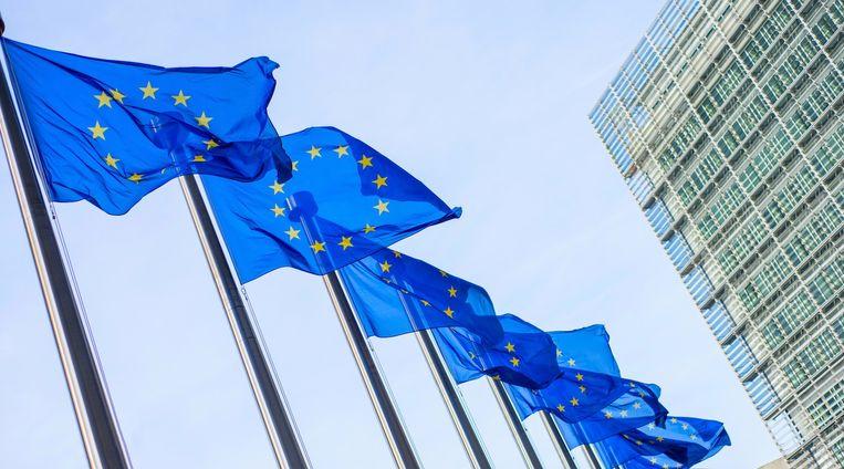 De EU-landen reageren op de spanningen tussen China en Hongkong. Beeld Shutterstock