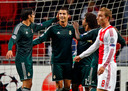 Cristiano Ronaldo scoorde in 2012 drie keer tegen Ajax (1-4).