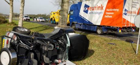 Dit zijn volgens de ANWB de gevaarlijkste provinciale wegen in Oost-Nederland
