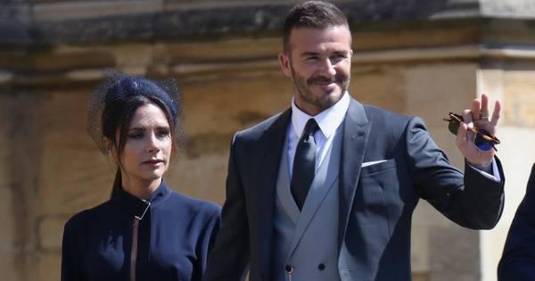 Ne Pas Pourquoi Harry Au Prince Victoria Mariage Souriait Du Beckham EH92ID