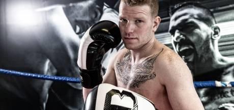 Hardenbergse motorcrosser zet gevecht voort in de ring, als kickbokser