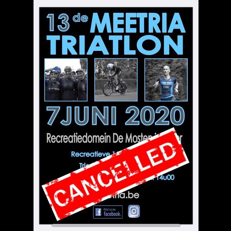 Meetria moet de editie van dit jaar afgelasten met pijn in het hart.