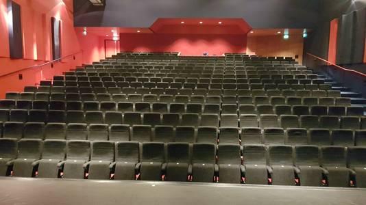 De zaal van het Fulcotheater.