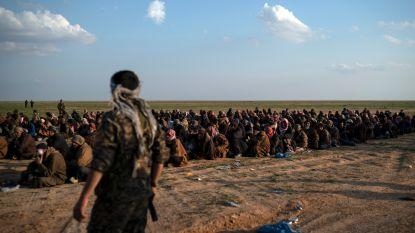 Syrische Koerden willen internationaal tribunaal om duizenden IS-strijders te berechten