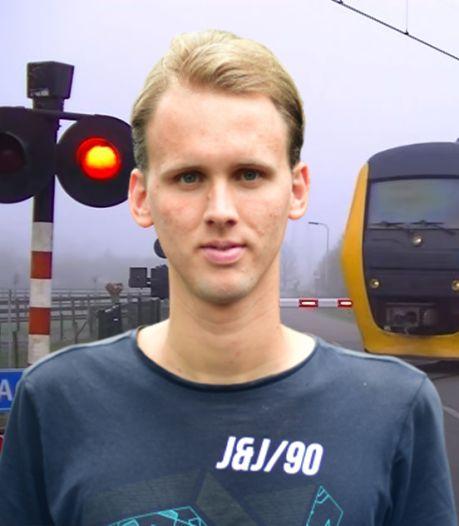 Twee trein-video's van Justus uit Oldenzaal ruim 120 miljoen (!) keer bekeken: 'Had mazzel met de mist'