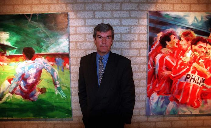 Kees Ploegsma na zijn tijd als zakelijk en commercieel leider bij PSV, in 1997.
