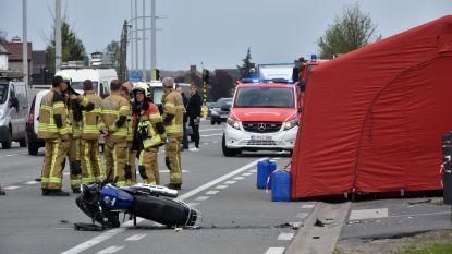 Geen afslaand verkeer meer op Oosterzelesteenweg richting Frunpark?