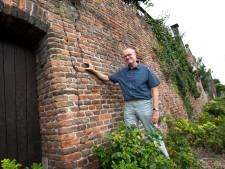 Herstel stadsmuur Montfoort is klaar