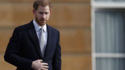 """Prins Harry voor het eerst in het openbaar sinds """"Megxit"""""""
