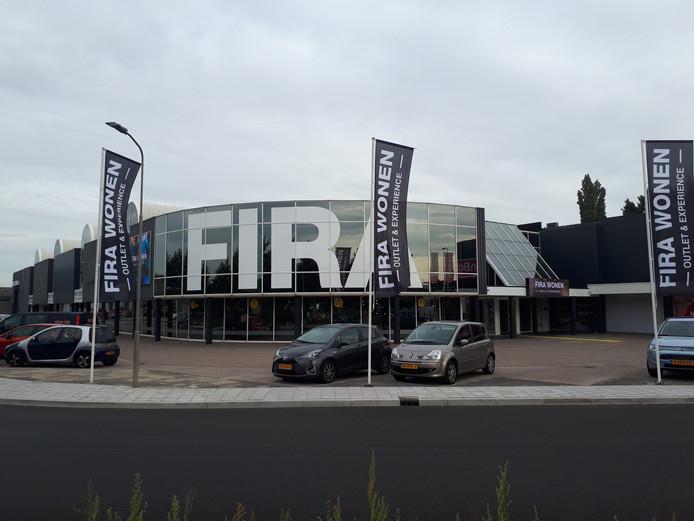 Woonwinkel FIRA is vorige week vrijdag geopend.