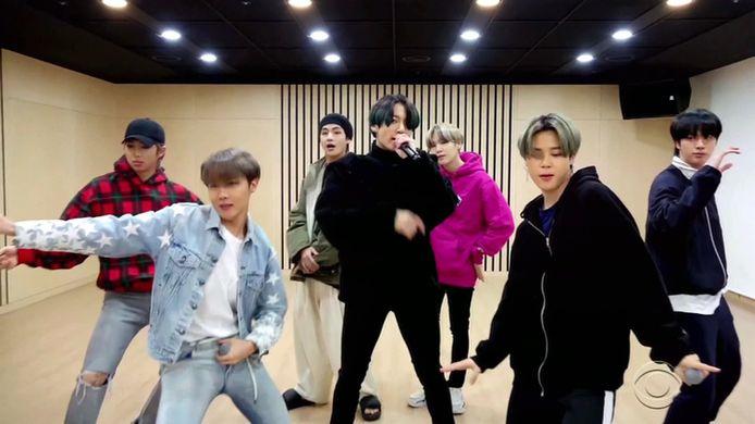K-popsensatie BTS.