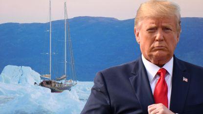 """Donald Trump zou interesse hebben om Groenland te kopen: """"Bewijs dat hij gek geworden is"""""""