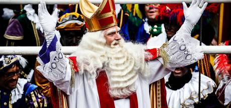 Zo kwam Sinterklaas overal in Nederland aan