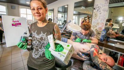 """Maak kennis met eerste vegan tattoo shop in West-Vlaanderen: """"We gebruiken geen dierlijke producten"""""""