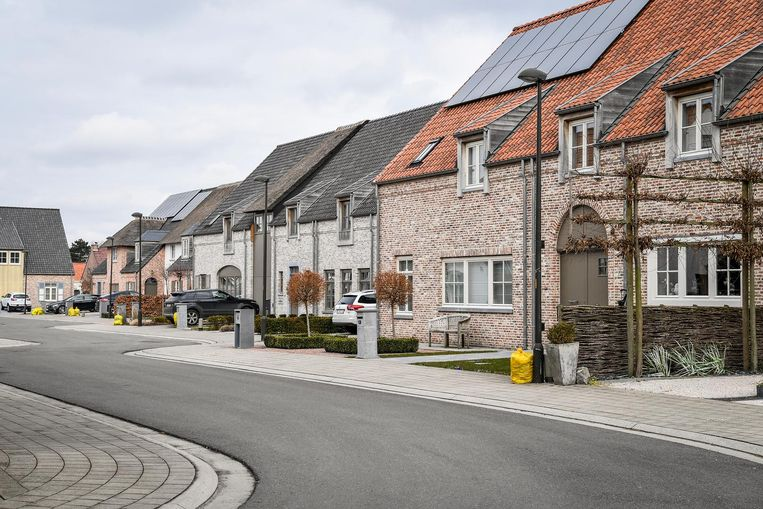 In Berlare staan de duurste huizen uit onze regio: gemiddeld 255.355 euro kosten ze.