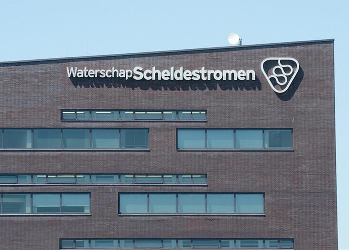 Het kantoor van Waterschap Scheldestromen in Middelburg.