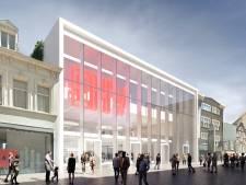 Pand Hema in Eindhoven wijkt voor moderne nieuwbouw