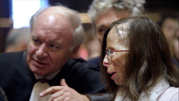 Slachtoffer Patricia Lefranc.