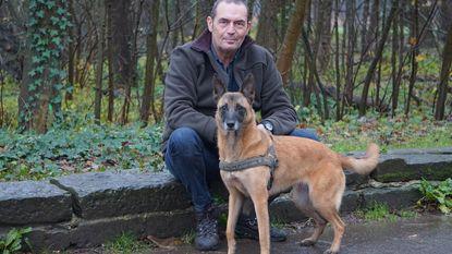 Therapeut Blauw Kruis onderzoekt bijtgedrag honden