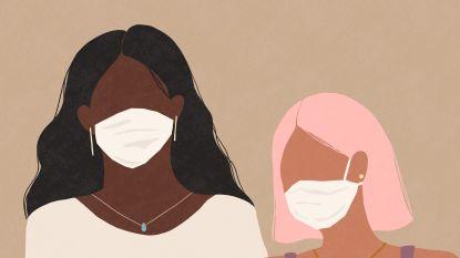 Haarstylist deelt gemakkelijk trucje voor pijnlijke mondmaskers
