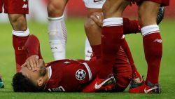 Knieblessure houdt Oxlade-Chamberlain volledig seizoen aan de kant bij Liverpool