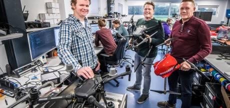 De drones van Robor Electronics uit Bentelo maken de wereld makkelijker