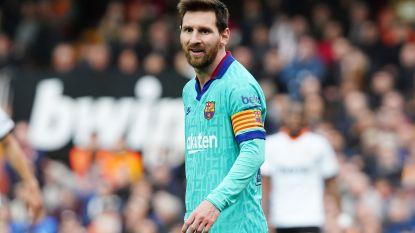Meer dan een miljoen salaris per week en toch wordt Lionel Messi weer aan Man City gelinkt