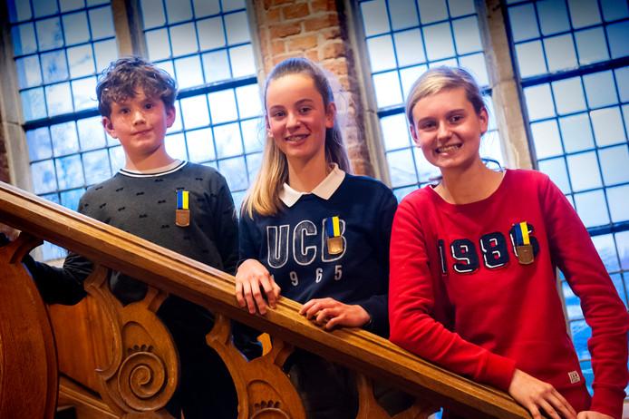 Foto ter illustratie: meerder gemeenten hebben jeugdlintjes, zoals ook de gemeente Vugt. In Vijfheerenlanden wordt binnenkort besloten of daar ook een jeugdlintje komt.