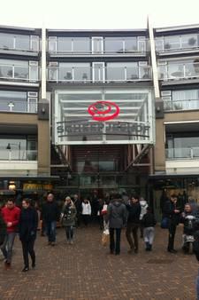 Indoormarkt nieuwe troef herrijzend Scheepjeshof in Veenendaal