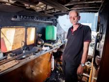 Verdachte van Maaslandse bootbranden moet twee jaar de cel in van OM: 'Ik heb het niet gedaan'