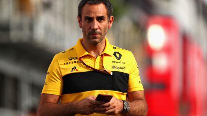 """Renault als door een wesp gestoken na verwijten Verstappen en Red Bull: """"We willen geen zaken meer met ze doen"""""""