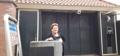 Bodemschat te Oisterwijk: parkeertrommel voor 36 auto's (zo goed als nieuw)