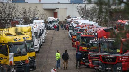 Warmste Truck Run haalt 100.000 euro op voor verkeersslachtoffers