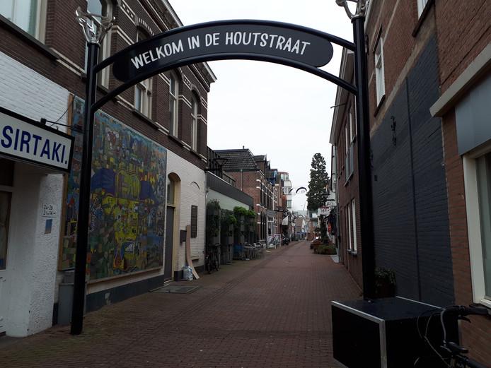 Welkom in de Houtstraat.