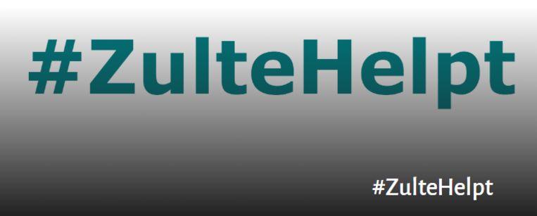 De gemeente Zulte lanceert het platform #ZulteHelpt.
