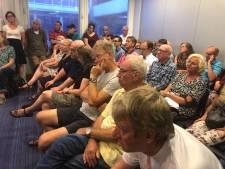 Tuindersvereniging massaal aanwezig bij vergadering in Stadskantoor: 'We willen een statement maken'
