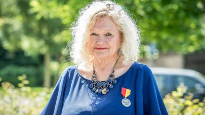 Jennie Vanlerberghe uitgeroepen tot Stadens ereburger