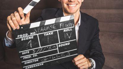 """Jonge regisseur (18) werkte drie jaar aan debuutfilm: """"Geen budget, geen ervaring, en toch zegden bekende acteurs toe"""""""