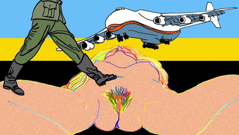 null Beeld Illustratie: Gabriël Kousbroek