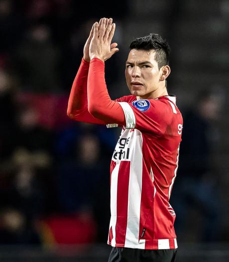 PSV tevreden over publiciteit in Mexico: miljoenen mensen zagen PSV-Excelsior live
