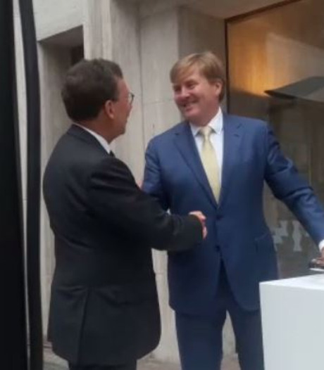 Koning opent vanmiddag in Arnhem vernieuwde Huis der Provincie