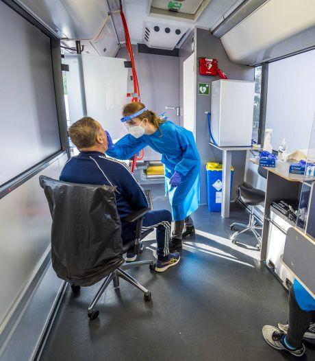 Flinke daling nieuwe besmettingen, ook ziekenhuizen iets minder vol