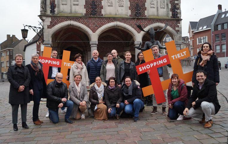 De handelaars van het Tieltse kernwinkelgebied lanceerden op 11 maart nog een grote socialemediacampagne met de hashtag #shoppingtielt.