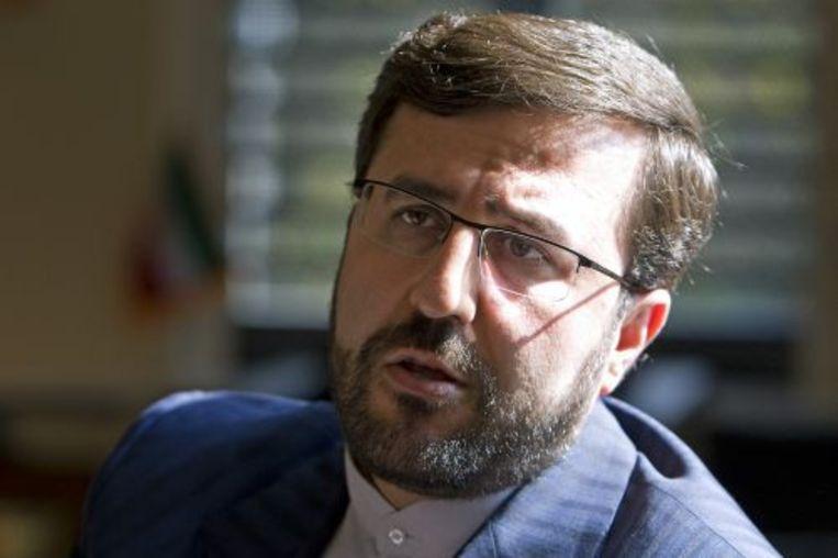 Kazem Gharib Abadi. ANP Beeld
