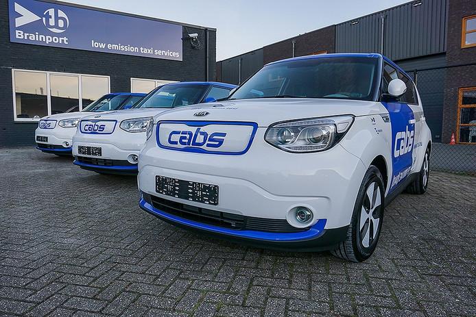 Cabs kan niet op 1 december van start met zijn vier elektrische taxi's