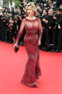 Jane Fonda à Cannes en 2014.